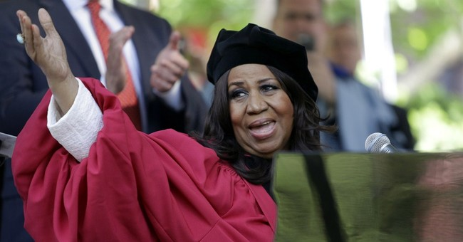 George HW Bush, Queen of Soul honored at Harvard