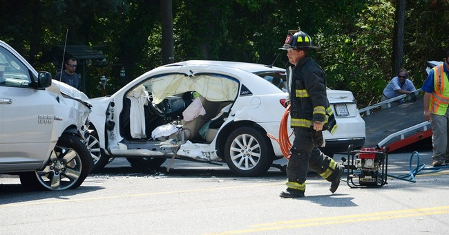 Report: Car, truck crashes cost whopping $871B