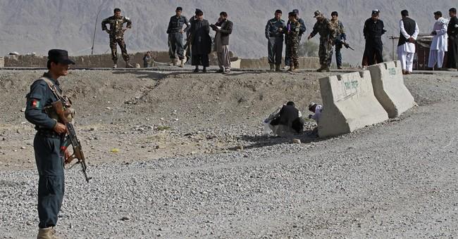Bombs kill 4 in Afghanistan; NATO soldier dies