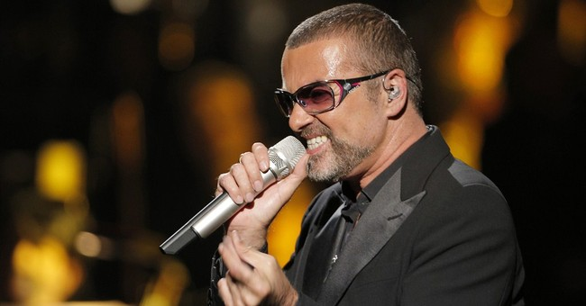 George Michael 'resting' after hospital stay