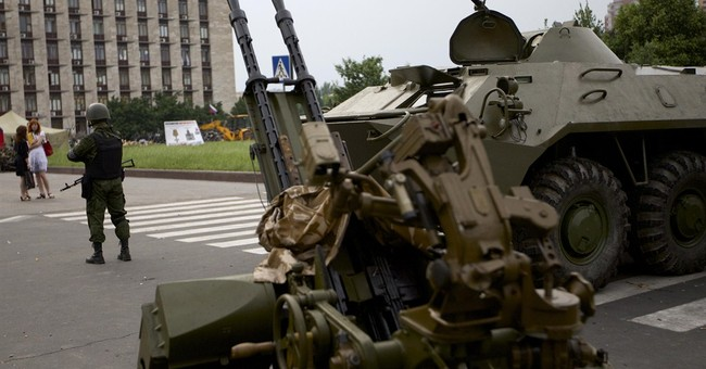 AP sources: Russian troops leaving Ukraine border