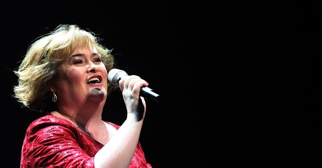 A confident Susan Boyle readies 1st US tour