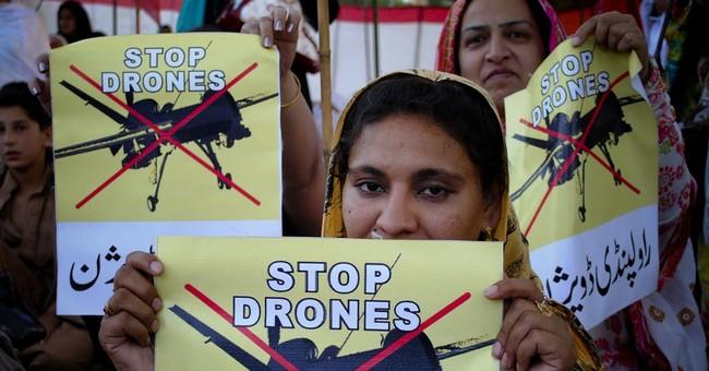 CIA winds down drone strike program in Pakistan