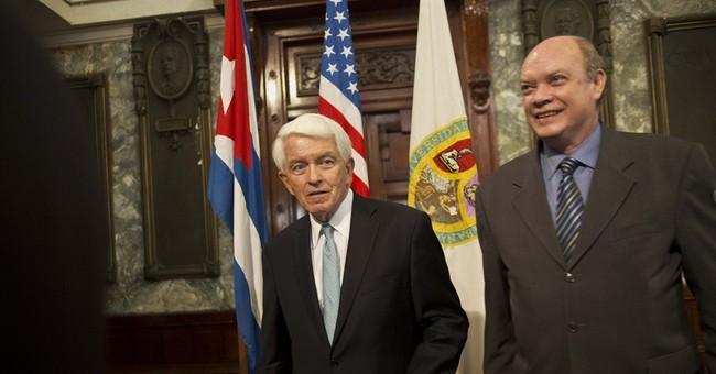 US Chamber head prescribes open markets for Cuba