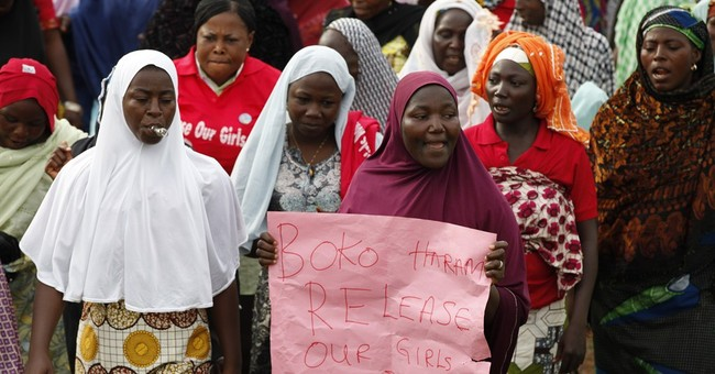 Nigeria's leader vows to bring girls home