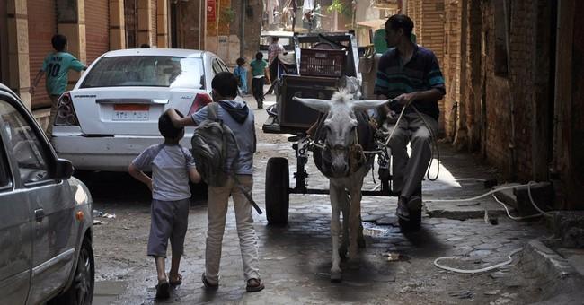 Behind landslide, a generation divide in Egypt
