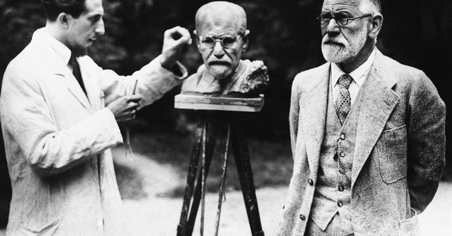 Thieves try to steal Sigmund Freud's ashes