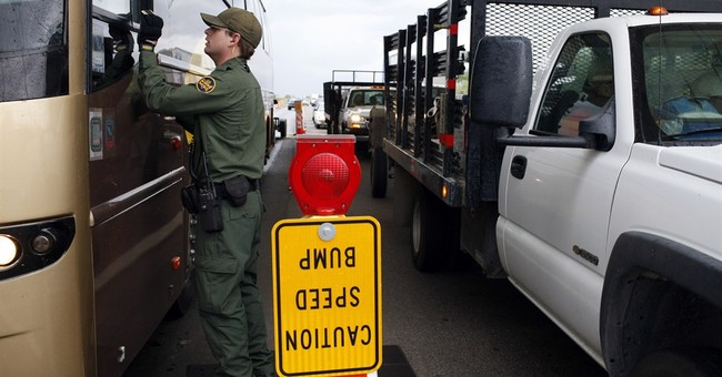 Probe sought of Border Patrol checkpoint actions