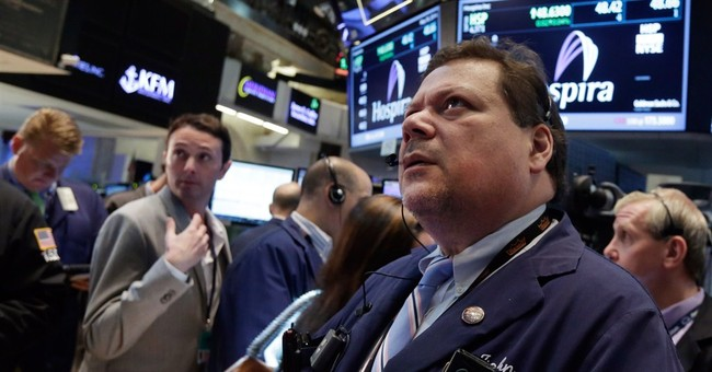 Dow, S&P close out May at record highs