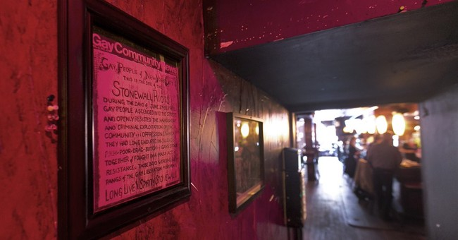 A place in history for gay, transgender Americans