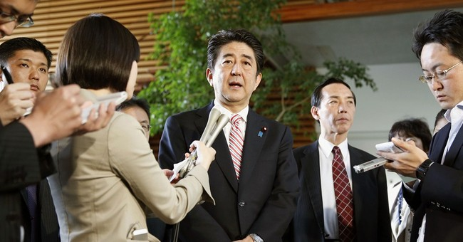 Abe to speak about Japan's security role in Asia