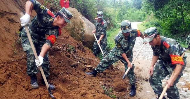 45 hurt in China quake along Myanmar border