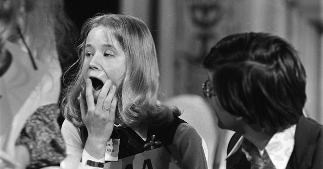 AP PHOTOS: 'I won?' Spelling bee champs react
