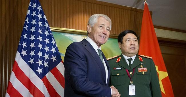 Hagel: China territorial claims destabilize region