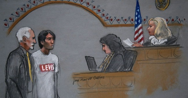 Man charged with impeding marathon bombing probe