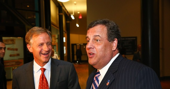 Christie says discord at home hurts US abroad
