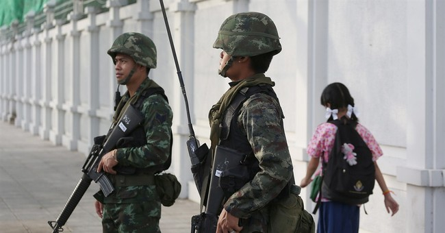 Thai junta: Elections could take more than 1 year