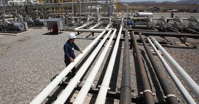 Iraqi Kurds' oil sale widens split with Baghdad