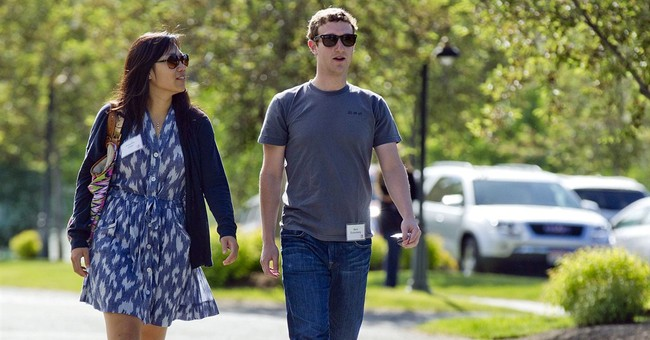 Zuckerberg, wife gift $120M to California schools