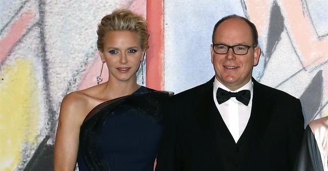 Monaco's Princess Charlene is pregnant