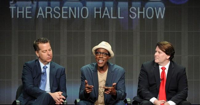 'Arsenio Hall Show' canceled after 1 season