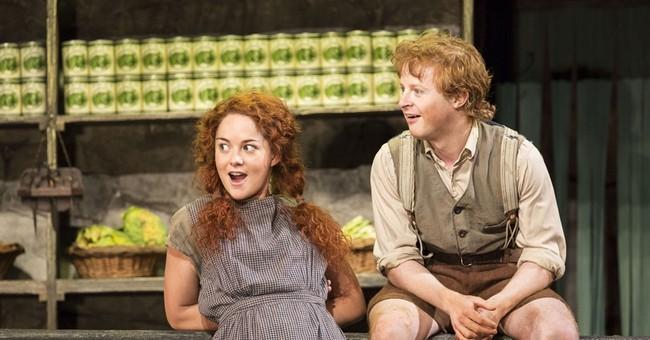 Irish actress Sarah Greene plays a mean bully