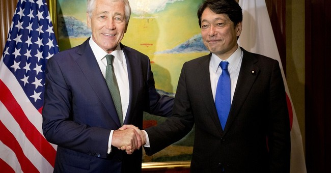 Hagel spars with China over territorial disputes