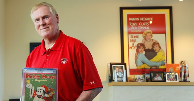 Ky. man auctioning rare comic book collection
