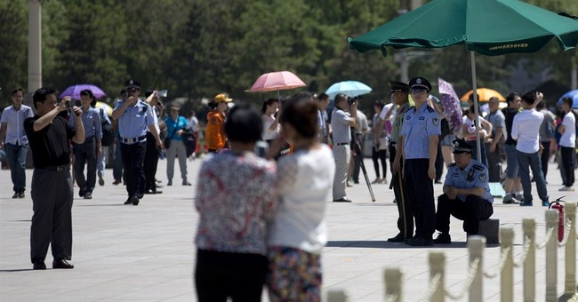 Security matrix prevents another Tiananmen