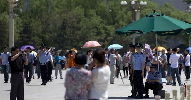 Security matrix prevents another Tiananmen