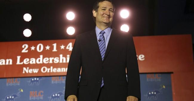 Cruz wins presidential straw poll at GOP summit