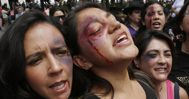 In US and abroad, new focus on anti-women violence