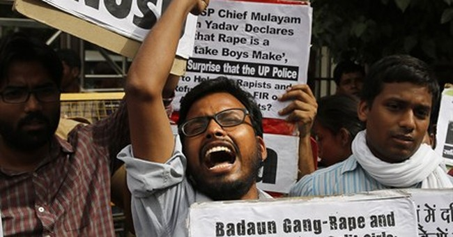 India arrests 3rd suspect in gang rape of 2 teens