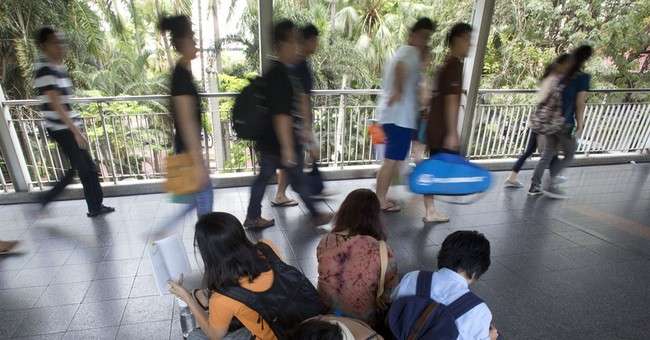 In junta-ruled Thailand, reading is now resistance
