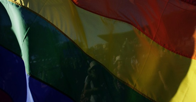 Thousands march in Cyprus' 1st gay pride parade