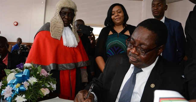 Malawi: Peter Mutharika sworn in as new president