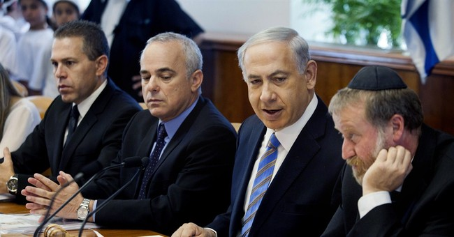 Israel PM wants Palestinian government isolated