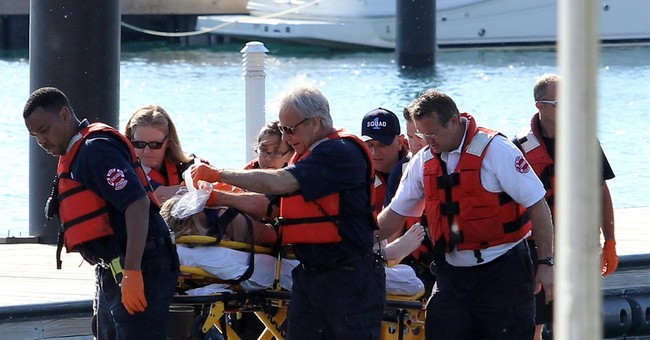 Coast guard ends hunt for 2 Lake Michigan boaters
