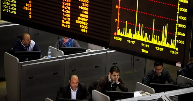 Egypt stock market plunges on reports of new taxes