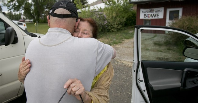 Freed soldier's parents say they're proud of son