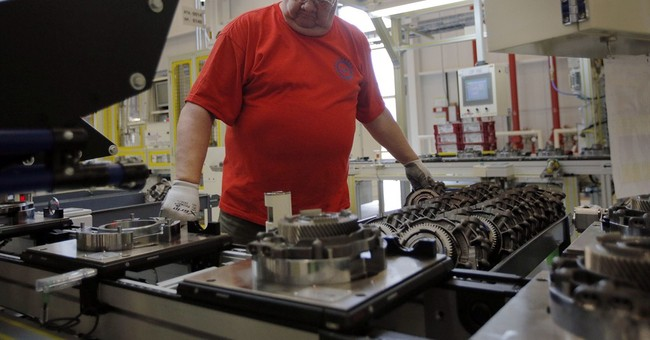 ISM corrects factory index to show solid growth