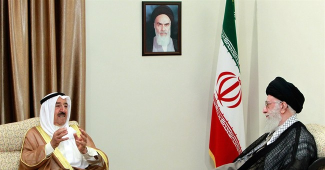 Top Iran leader urges closer ties with Arab states