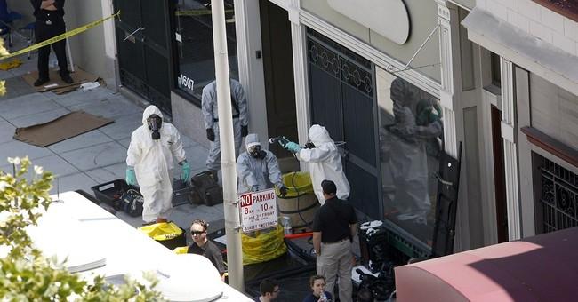 Police arrest man wanted in FBI explosives case