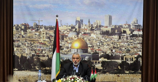Palestinians form unity Cabinet amid Israel threat