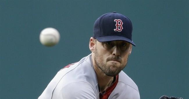 Masterson, Indians end Boston's 7-game win streak