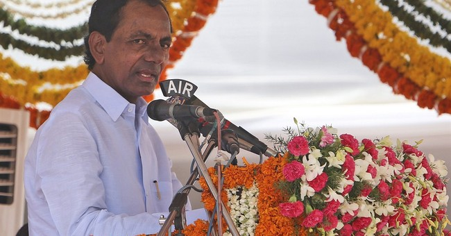 Telangana celebrates becoming India's newest state