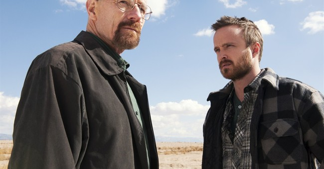 'Breaking Bad' leads popularity of TV on Twitter