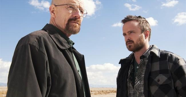 'Breaking Bad' leads popularity of TV on Twitter