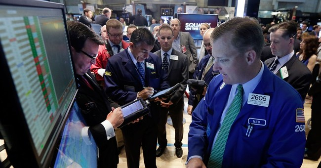 US stocks are mixed in midday trading