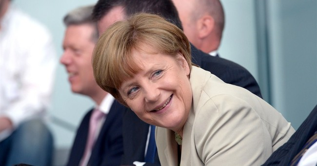 Germany's Merkel to meet Putin at France event